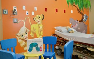 Pediatrics Room