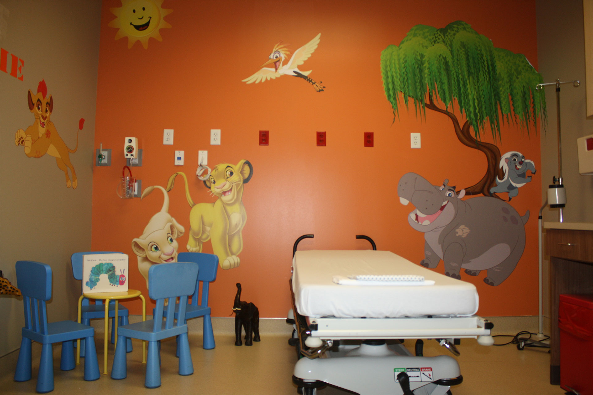 Pediatrics Room2