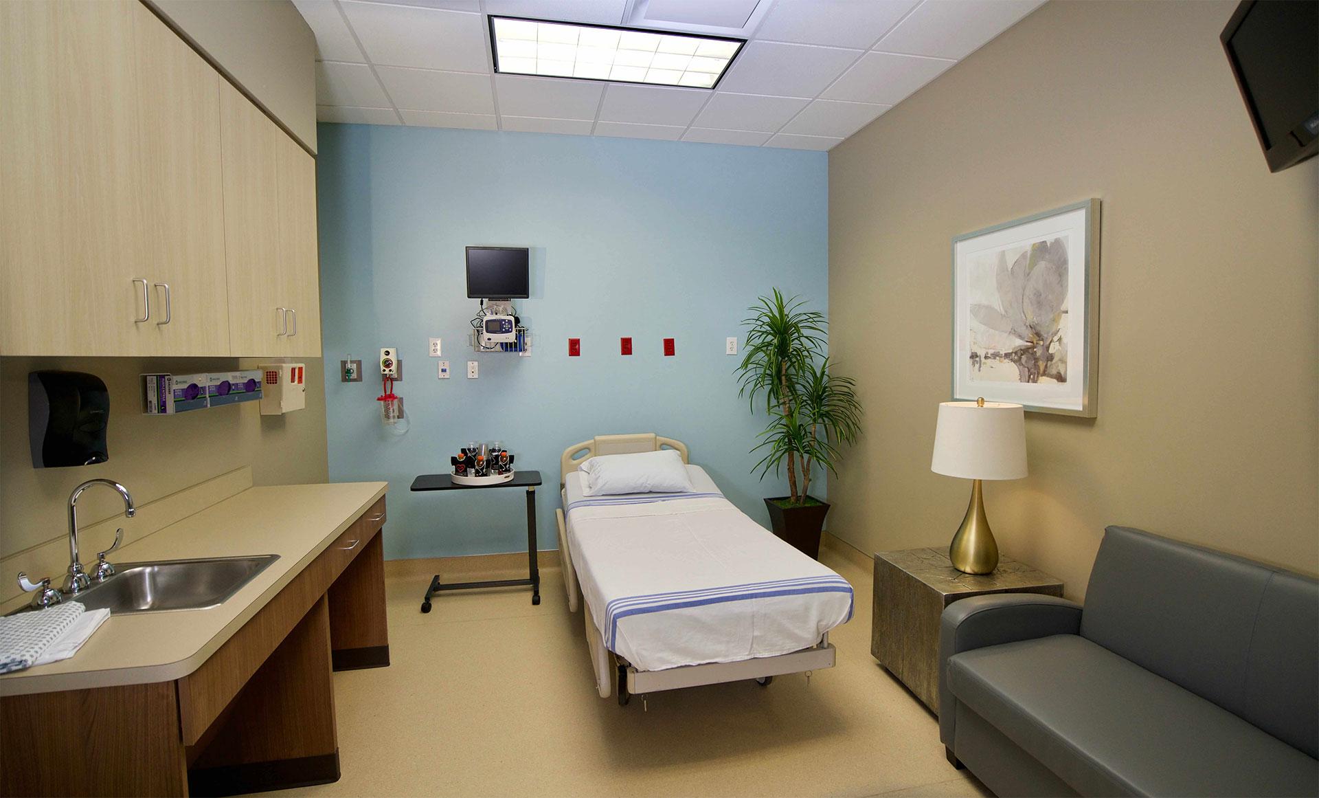 Patient Special Room
