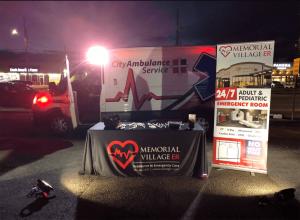 City Ambulance Service