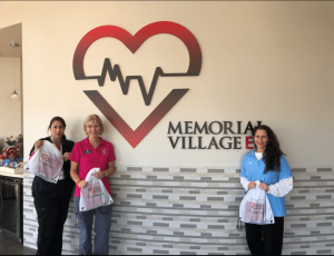 Medical Educational Hours provided by Memorial Village ER