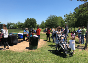 Event of Annual Community Easter Bash