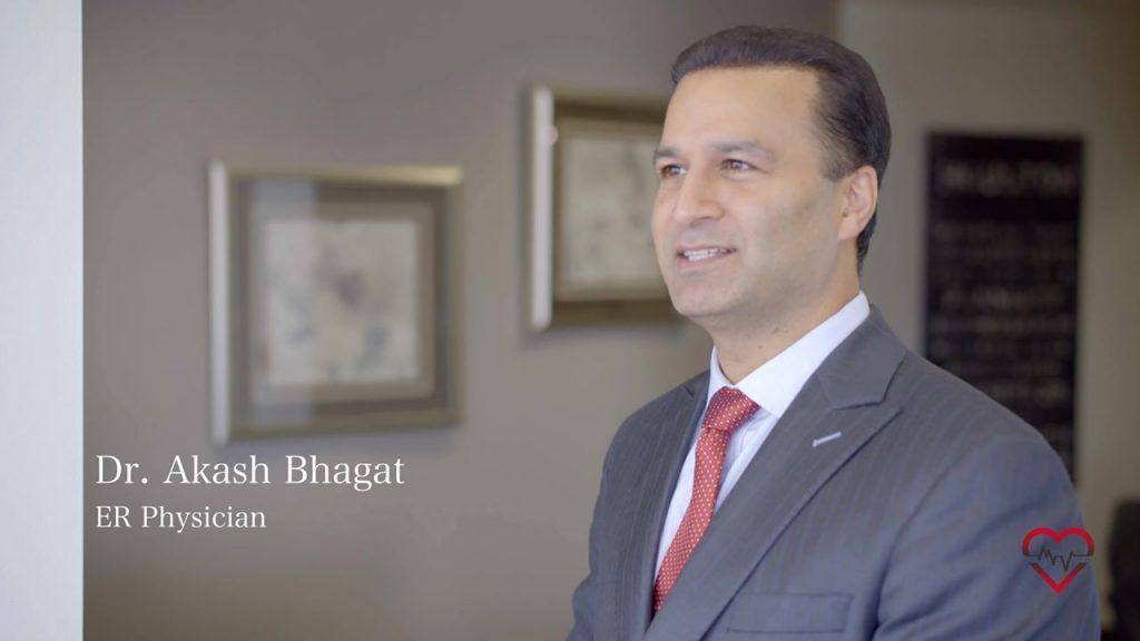 Meer Dr. Akash Bhagat - Our ER Physician