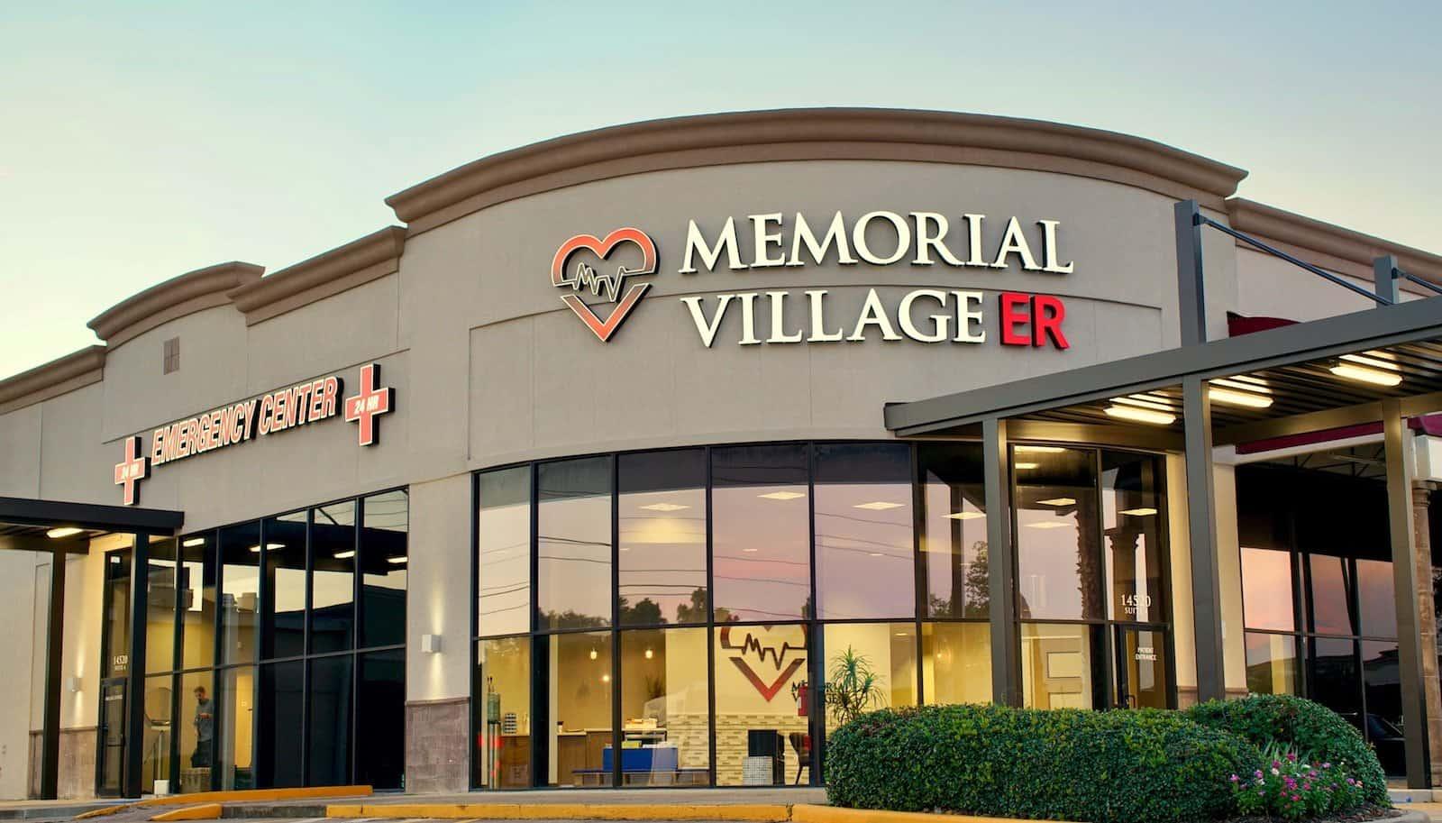 Memorial Village ER - Houston Emergency Room